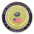 ESA Registration Of America
